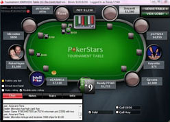 Carbon poker rigged